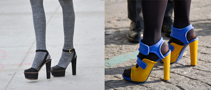 Should You Wear Tights With Sandals?