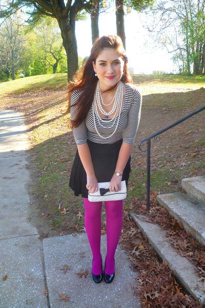magenta-tights-black-liz-claiborne-purse-white-poof-top-black-h-m-skirt-_400