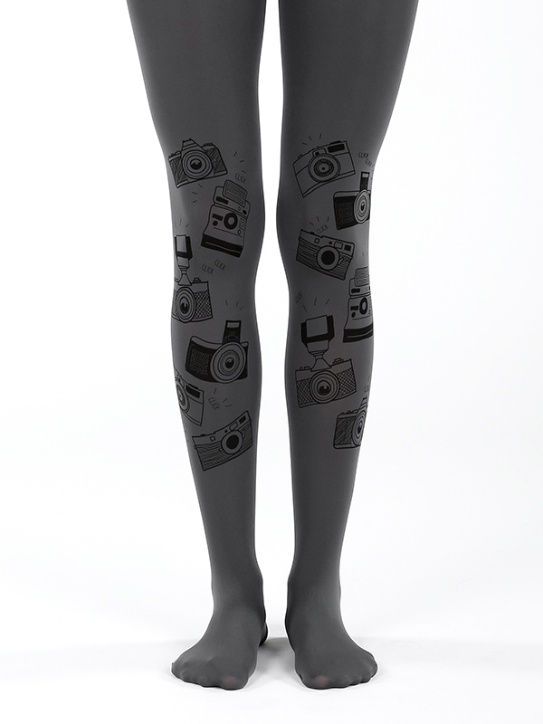 Camera tights for photography lovers