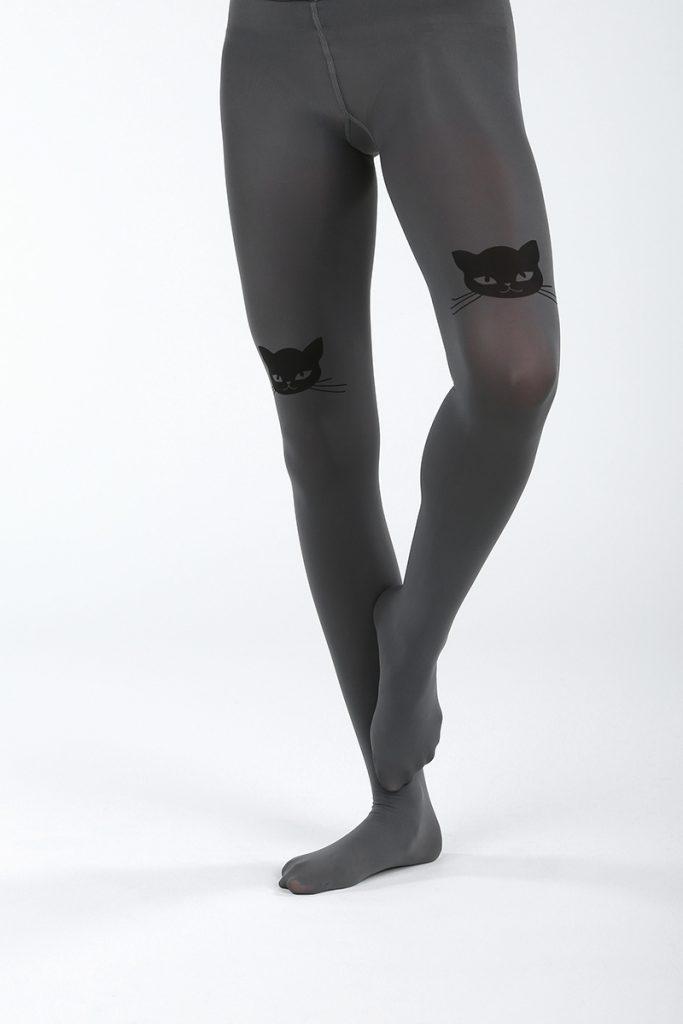 Cat tights by Virivee