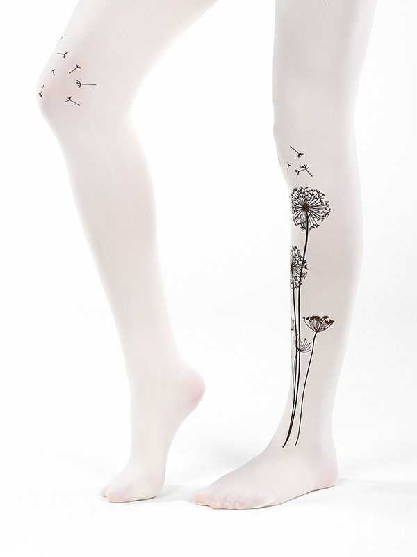 Beautiful dandelion tights by Virivee