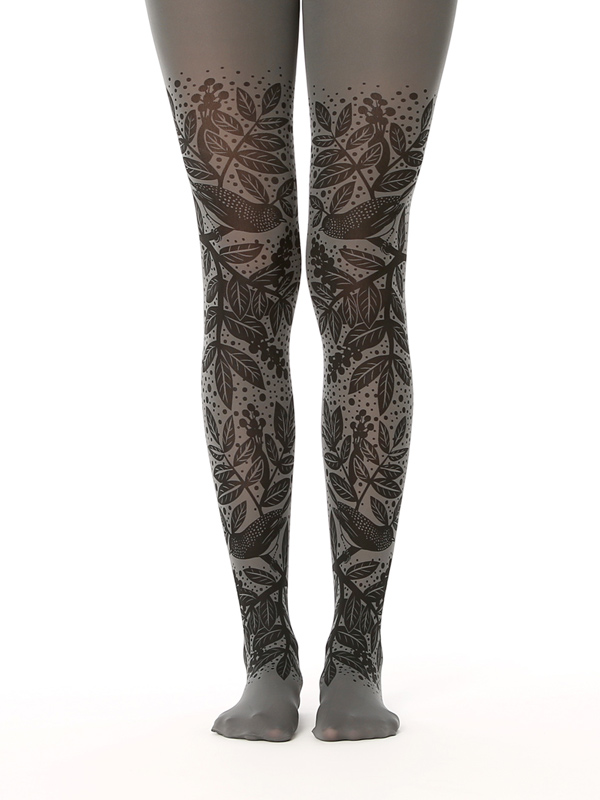 Beautiful Forest Tights