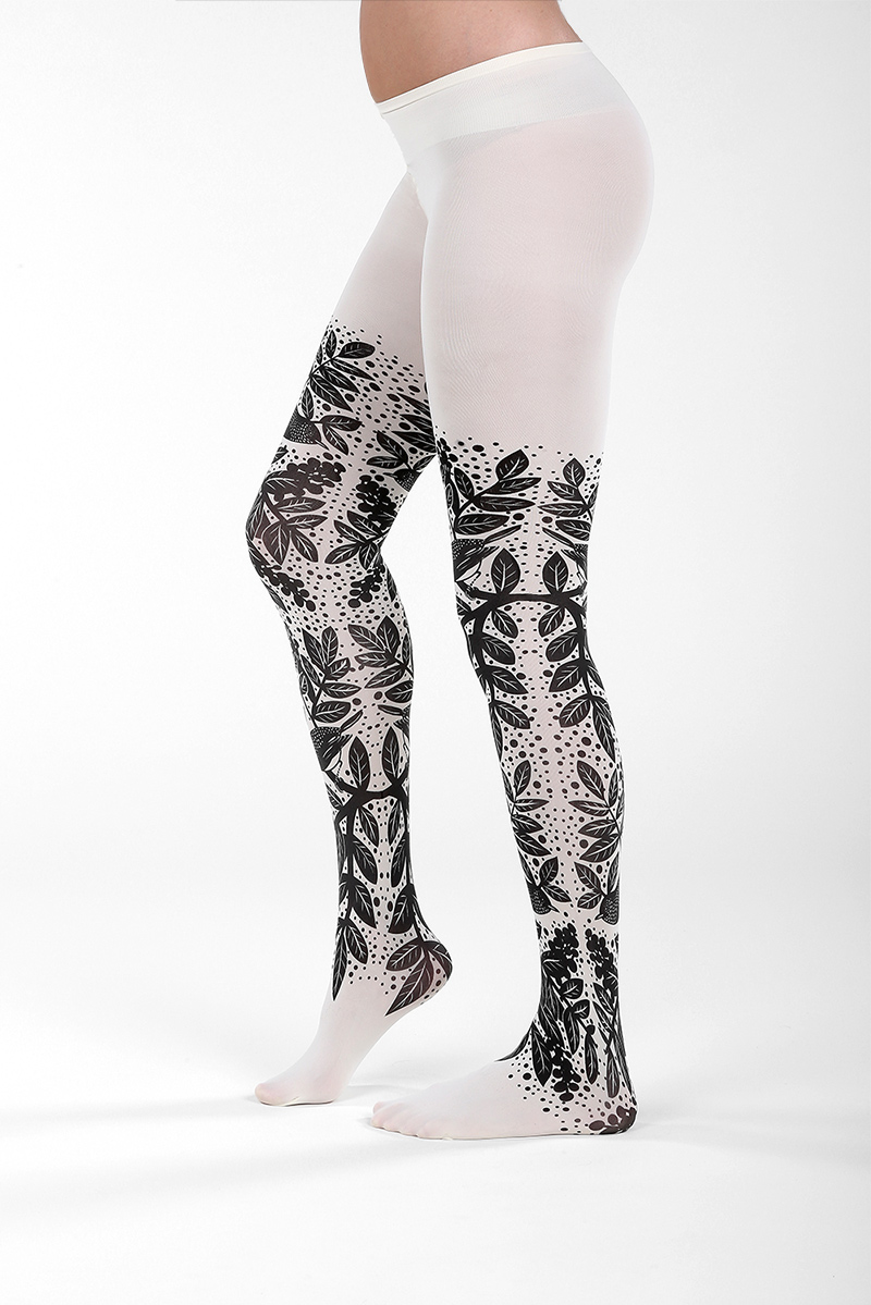 Black Forest Tights By Virivee