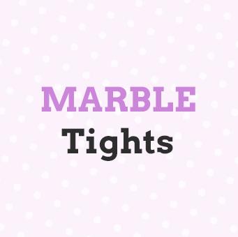 Marble tights by Virivee