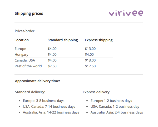 shipping-prices