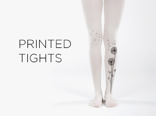 Buy Online Virivee Printed Tights