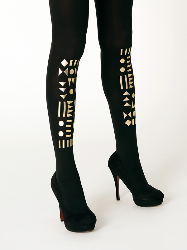 Geometric Tights