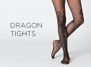 Dragon Tights by Virivee