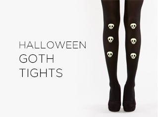 Virivee Goth Tights
