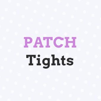 Virivee Patch Tights