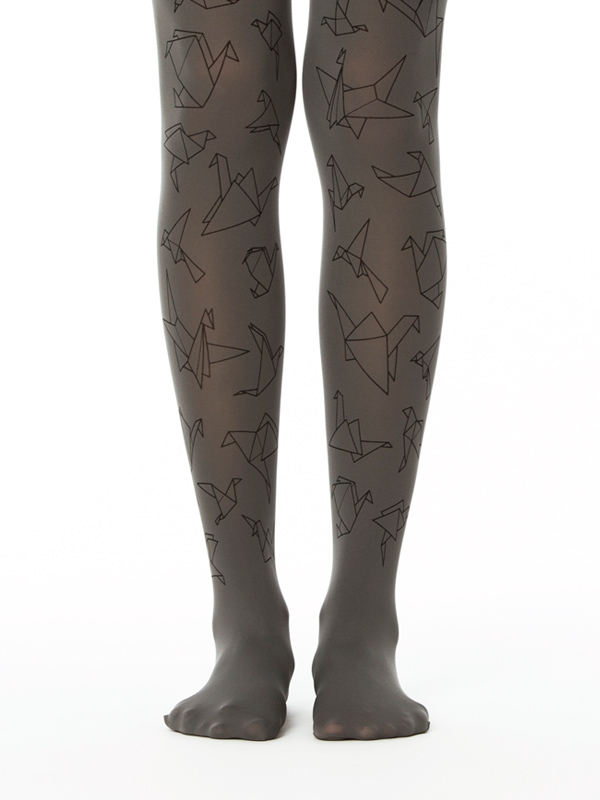 Origami Birs Tights By Virivee