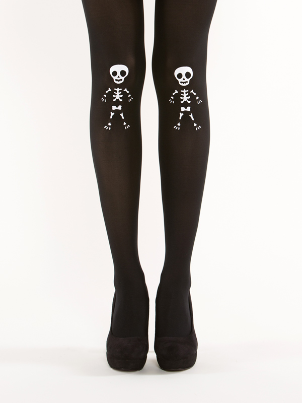 Cute Skeleton Tights
