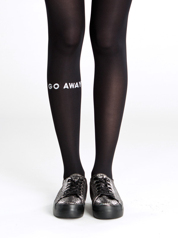 Go away tights by Virivee