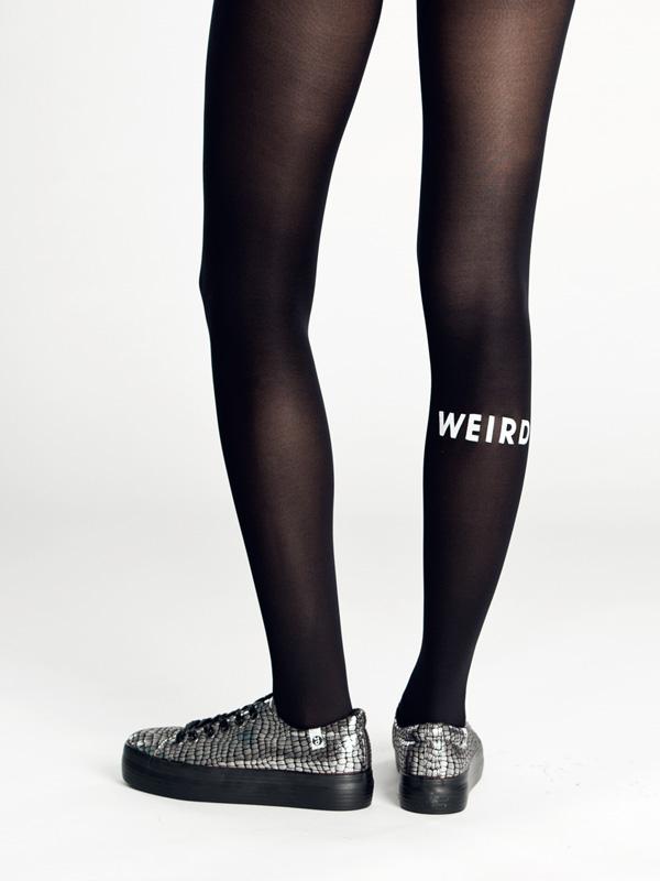 Weird Tights By Virivee