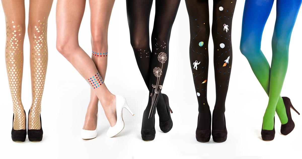 Virivee - Europe's coolest tights