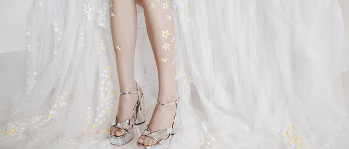 New Bridal Tights Collection