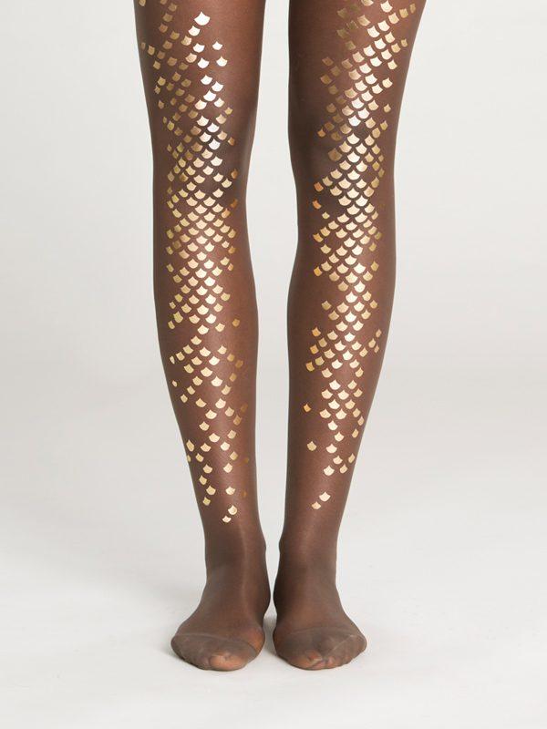 Mermaid tights for darker skin